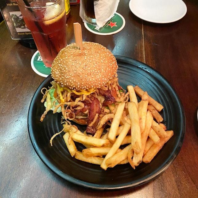 poet's burger 🍔