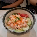 Salmon Mentaiko Don ($18)