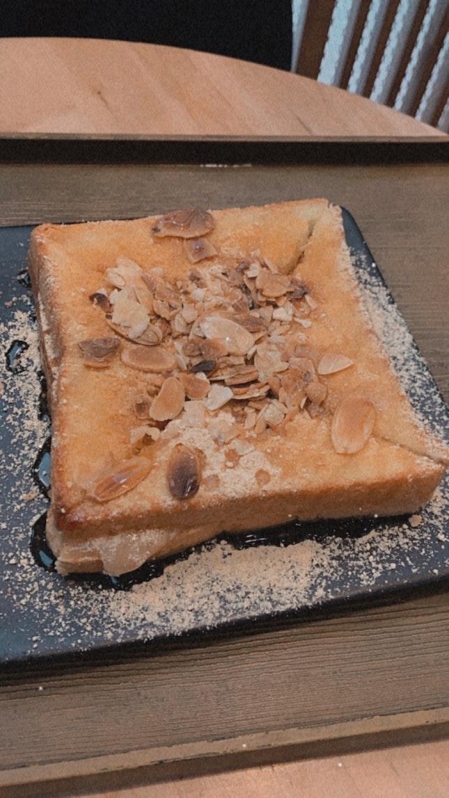 Injeolmi Toast (S$5.90)