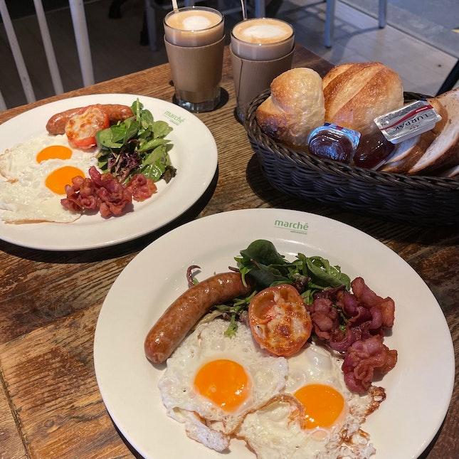 Marche Movenpick Breakfast