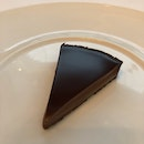 Chocolate Tart (Dessert 2 of 3)