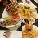 First time at Fatboys ytd, to celebrate success of first time big 4 days event planning.