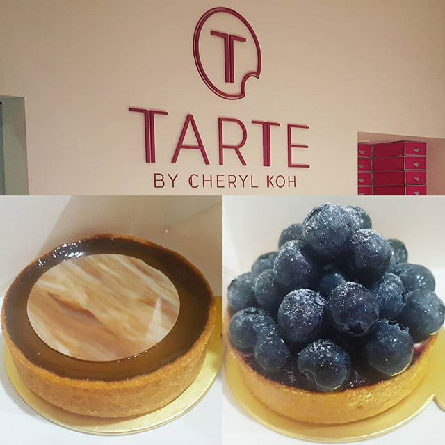 Been wanting to try these tarts for foreverrr!