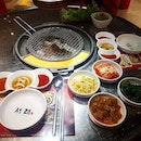 Dont know why this mth end up ate the most amount of Korean meals...