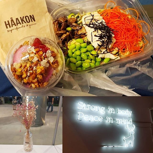 Haakon Superfoods & Juice (Holland Village)