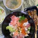 Filling And Yummy Chirashi Don