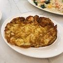 Prawn Omelette - S ($9.80)
