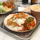 Singaporean Salmon & Chilli Crab Bowl - M ($18.90)