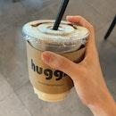 Iced Oat Latte ($7)