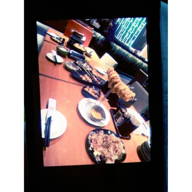 Happy Father Day 16.06.12 #dinner #watami