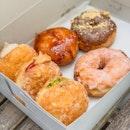 bomb doughnuts