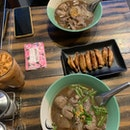 Boat Noodle (Beef) & Fish Sauce Winglet