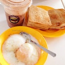 Simplest breakfast but best of luck!
