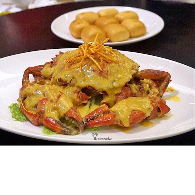 Salted Egg Crab S$52 (1kg)