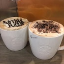Catch up session over coffee with bro, thanks for braving the haze to wait for me outdoors and pass me the mask.