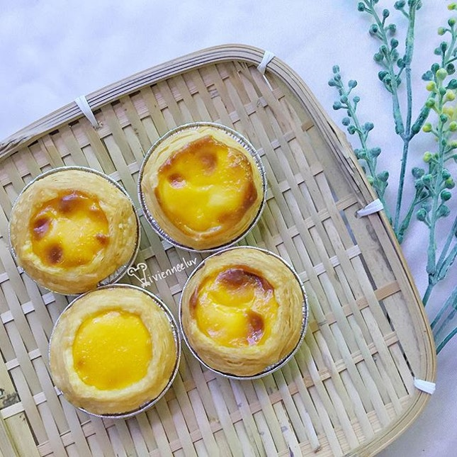 Official opening today, did you enjoy the free tasting of the egg tarts given out the whole of today?
