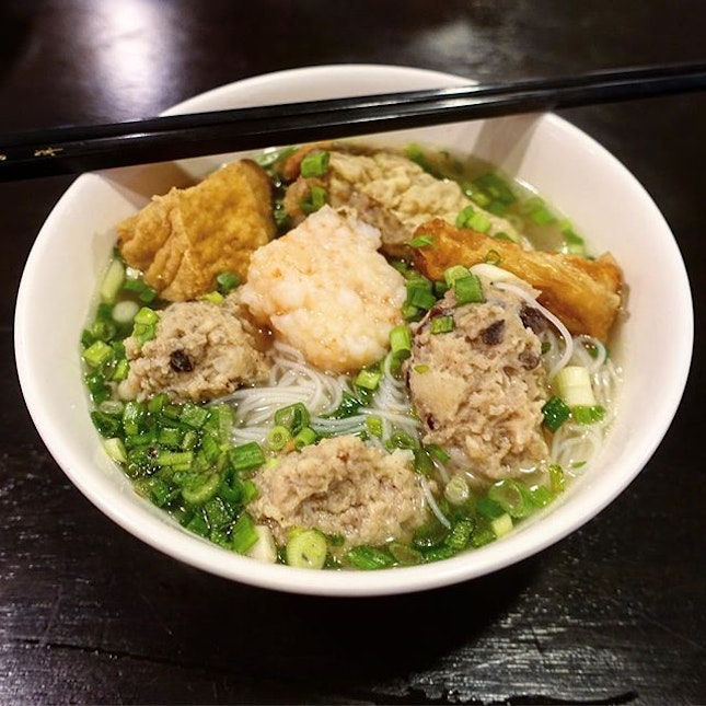 Yong Tau Foo -$5  Visited Bai Nian for the first time before dropping by Decathalon to do some shopping.