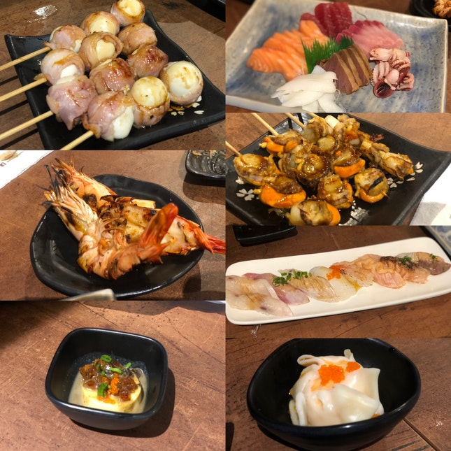 Omizu Lunch Buffet