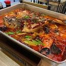 烤鱼 at geylang 筷乐小厨