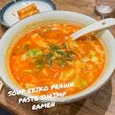 Soup Ebiko Prawn Paste Shrimp Ramen