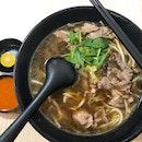 Beef Noodles (soup)