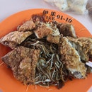 Econ Beehoon at Yi Le Shu Shi (伊乐熟食)