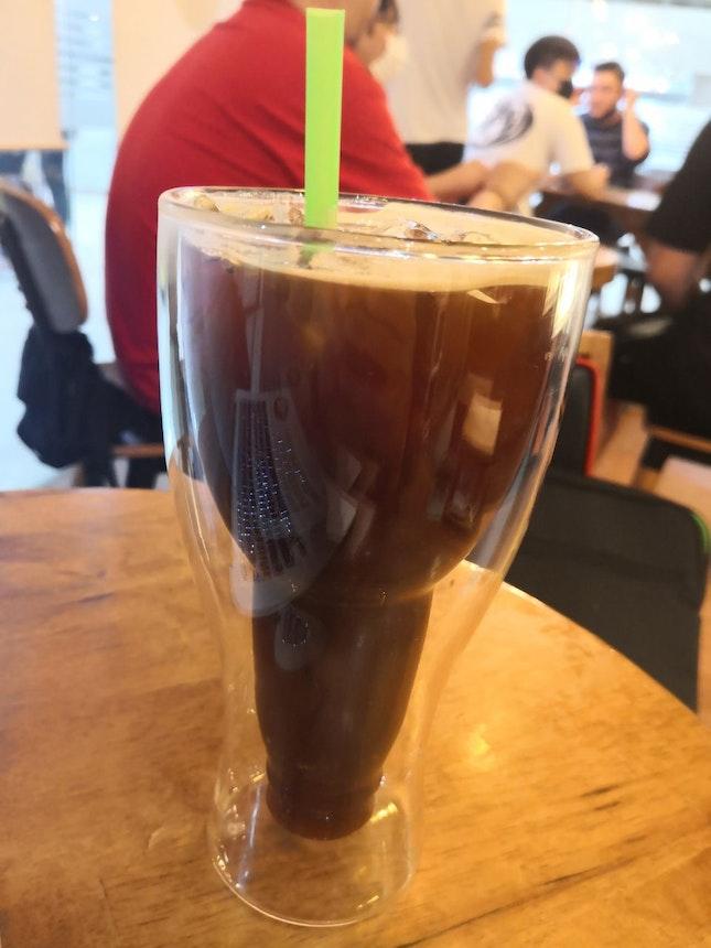 Iced Long Black