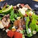 Parmaham Salad