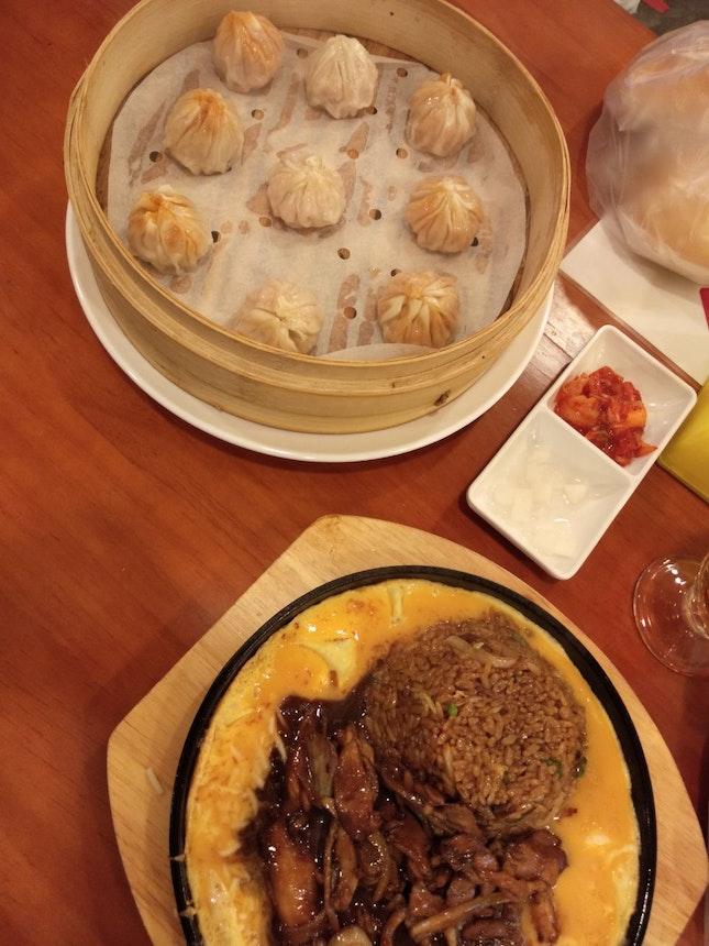Yummy Korean Food!
