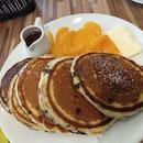 Fluffy Pancakes!