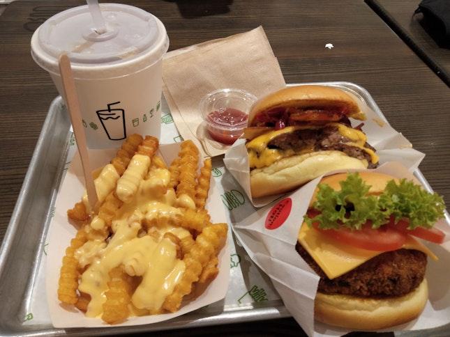 Amazing Burgers Albeit Ex