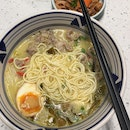 Spicy and Sour Beef La Mian (~$8 With Burpple Deal)