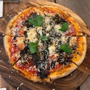 Dark Truffle Pizza