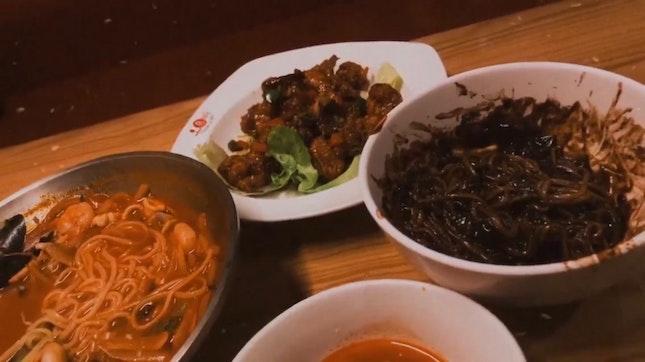 Daebak Korean Food 🇰🇷