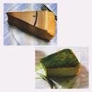 Green Tea And Earl Grey Crepe Cake