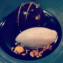 Chocolate Praline Dome($14)