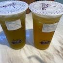 Honey Green Tea