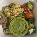 Delicious Salad Options