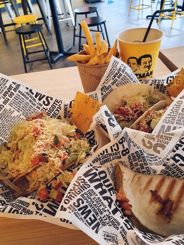 Hard Tacos FTW