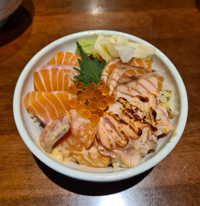 Salmon Kaisen