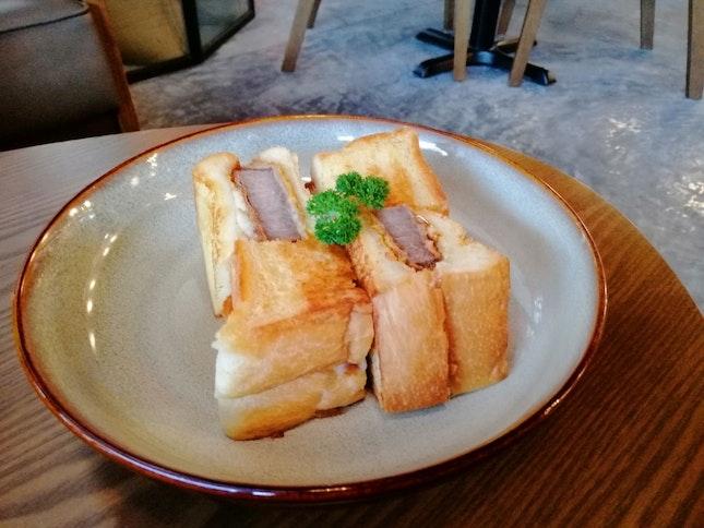 Quaint Japanese Cafe