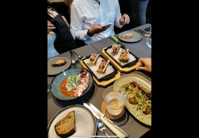 Exquisite Fine Dining Experience