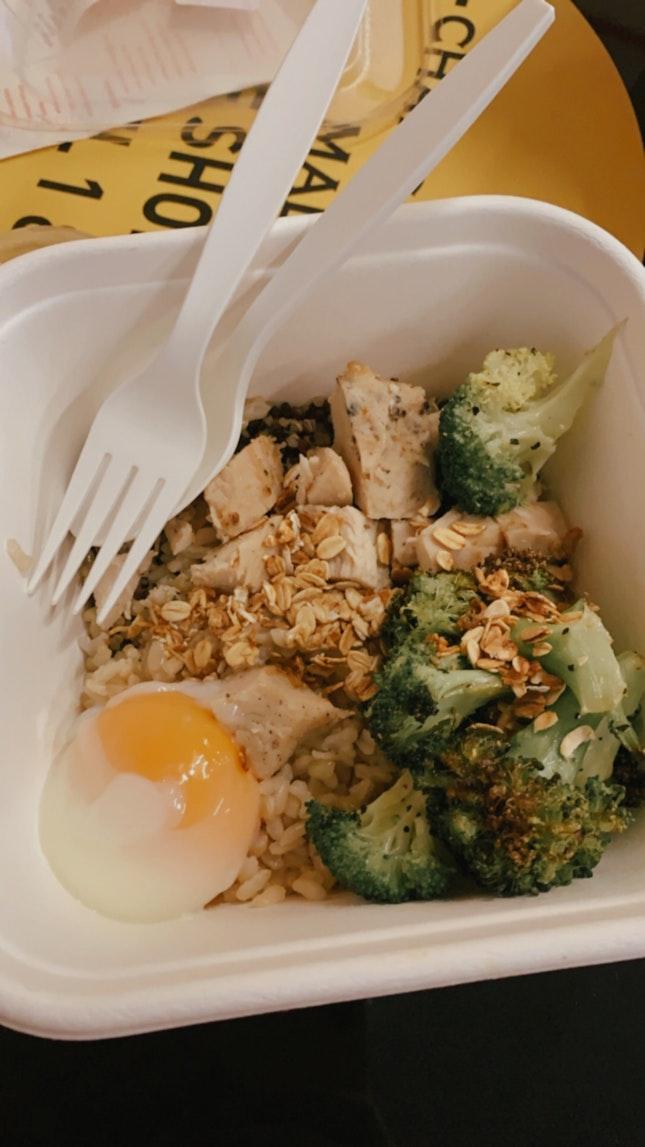 small bowl ($9)