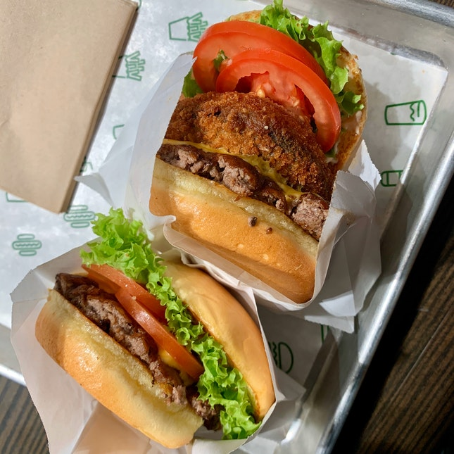 get the shack stack ($14.30)