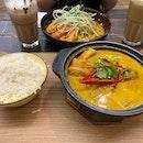 Claypot Curry Chicken ($8.50)