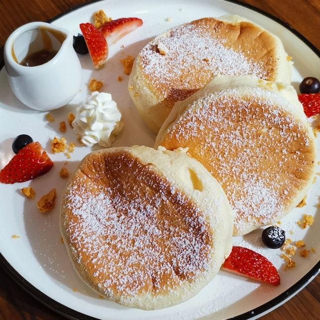 $9 Soufflé Pancake