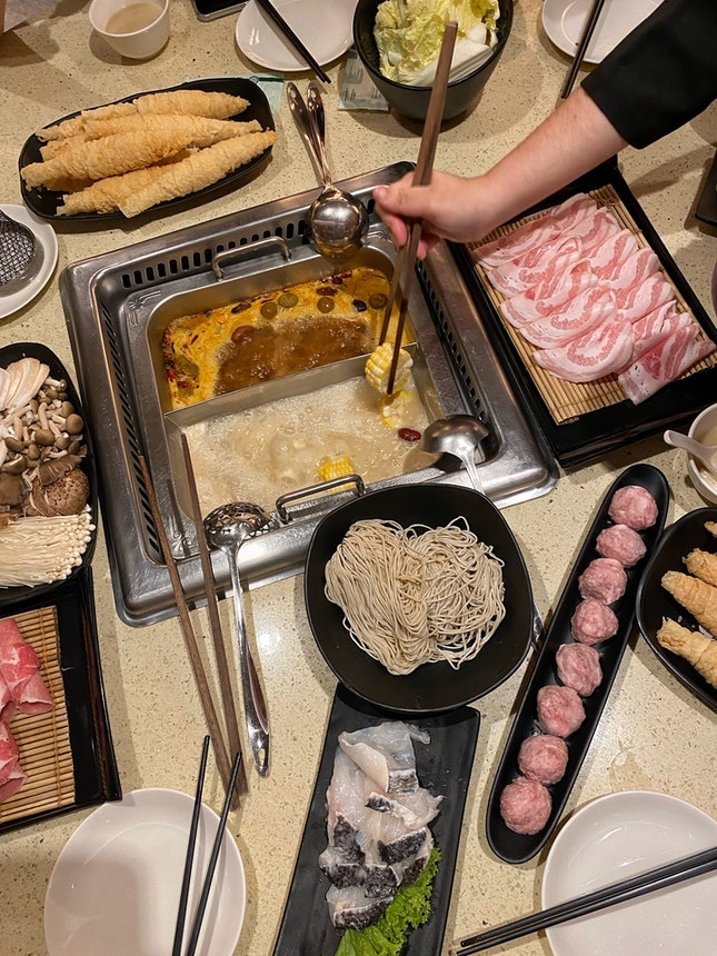 Best steamboat place ever