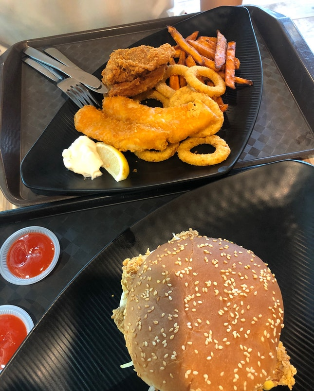 Chic-A-Boo Affordable Fast Food