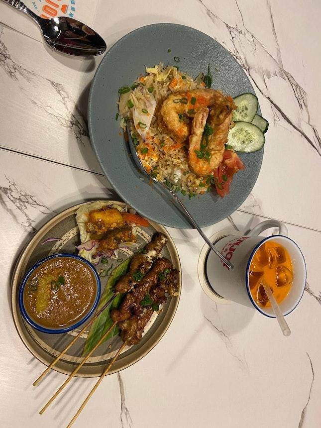 Dinner At Enjoy Eating House & Bar