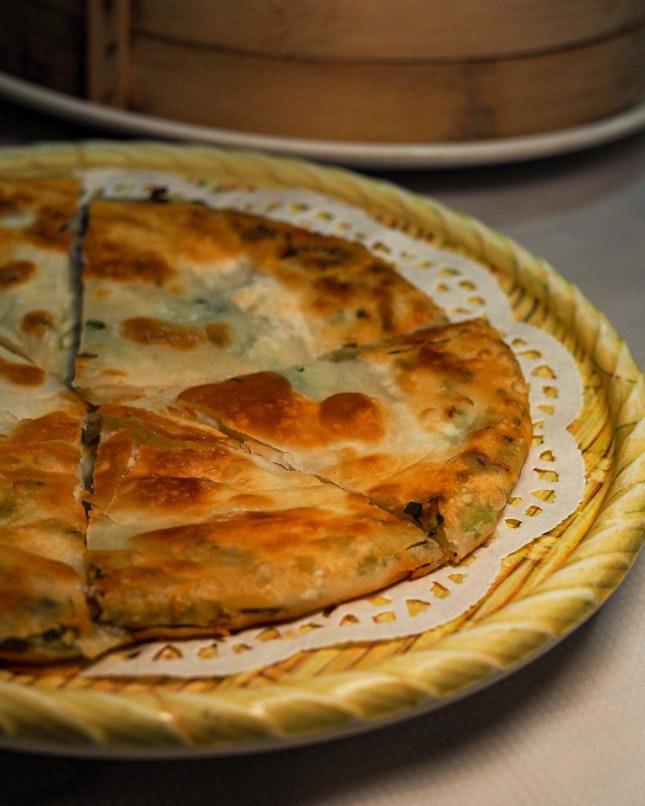 Scallion Pancake ($5++) 🙂